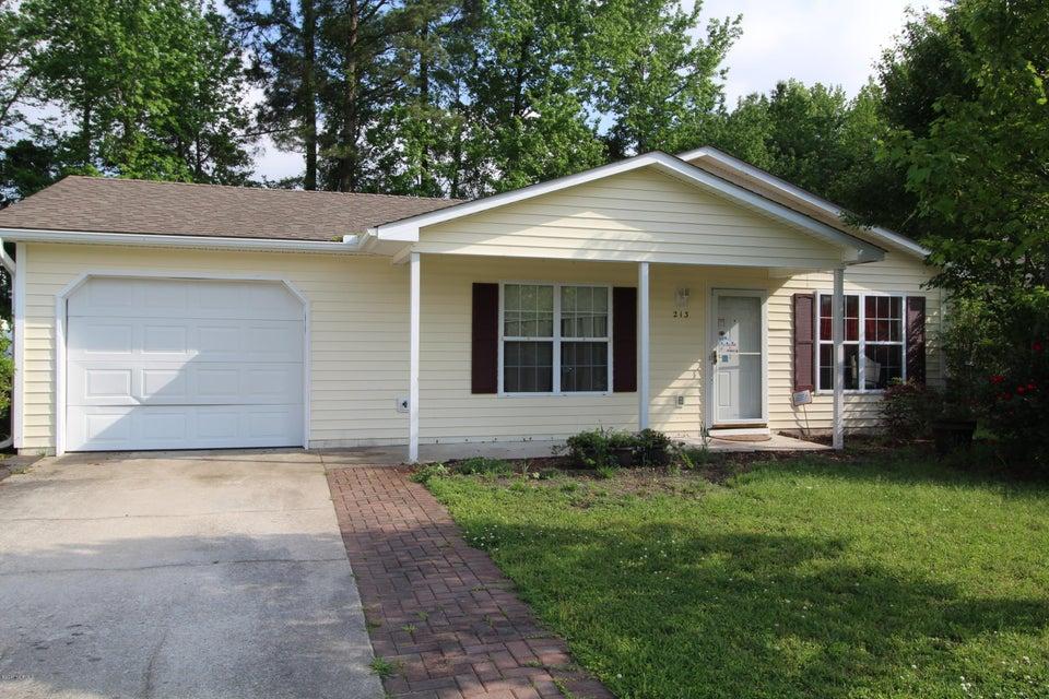 213 Timber Drive, Havelock, NC 28532