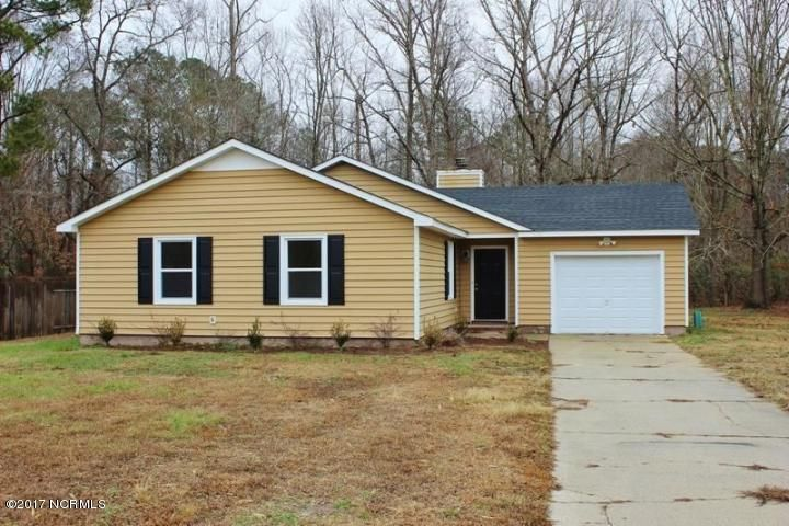 116 Meadow Trail, Jacksonville, NC 28546