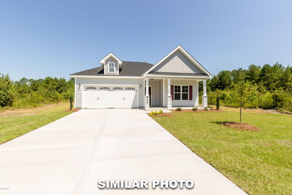 406 Old Stage Road, Richlands, NC 28574