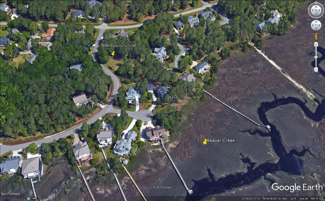4360 Polly Gully Court SE, Southport, NC 28461
