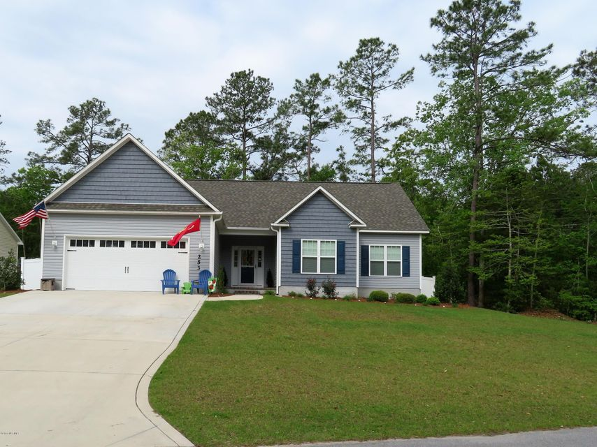 253 Derby Downs Drive, Sneads Ferry, NC 28460
