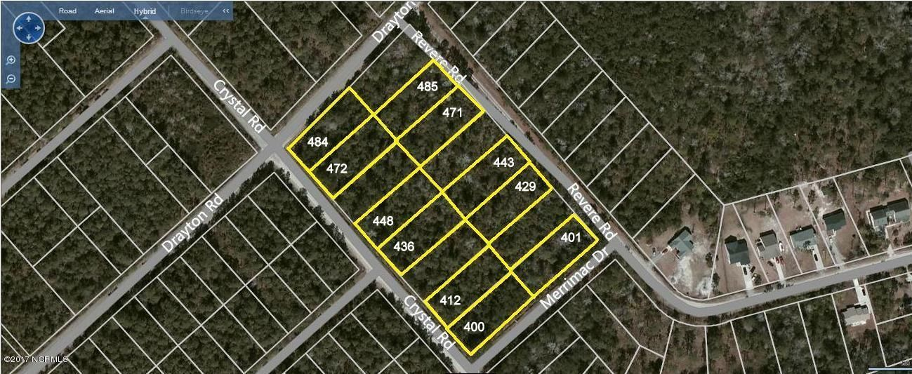 436 Crystal Road,Southport,North Carolina,Residential land,Crystal,100061122