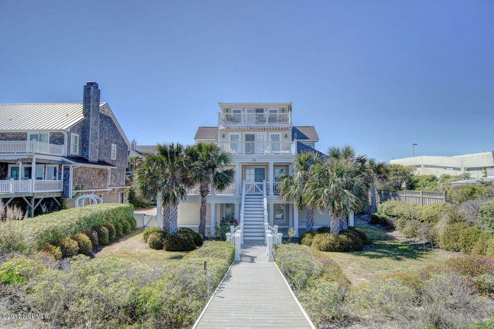 Shell Island Village Wrightsville Beach