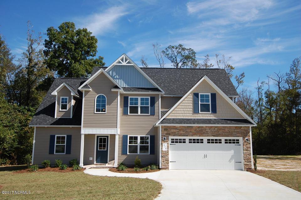 130 Prospect Drive Lot 28, Richlands, NC 28574