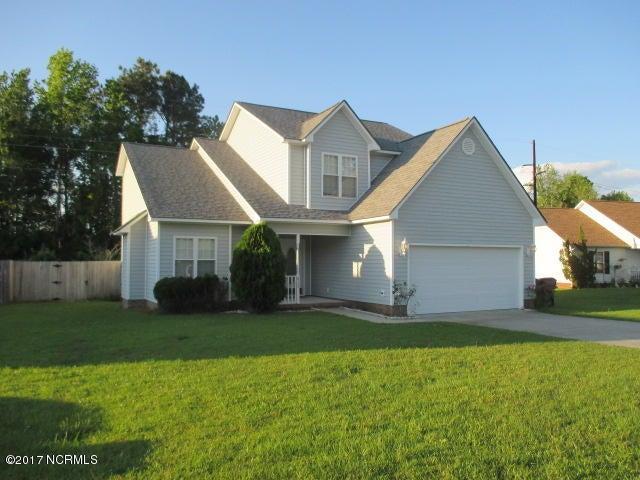 615 Fox Ridge Court, Havelock, NC 28532