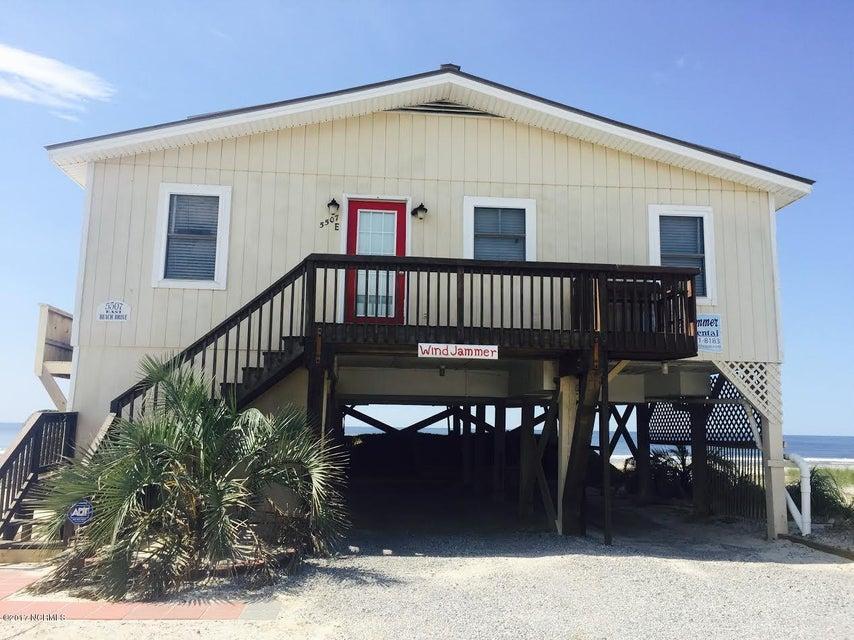 5507 E Beach Drive Oak Island, NC 28465