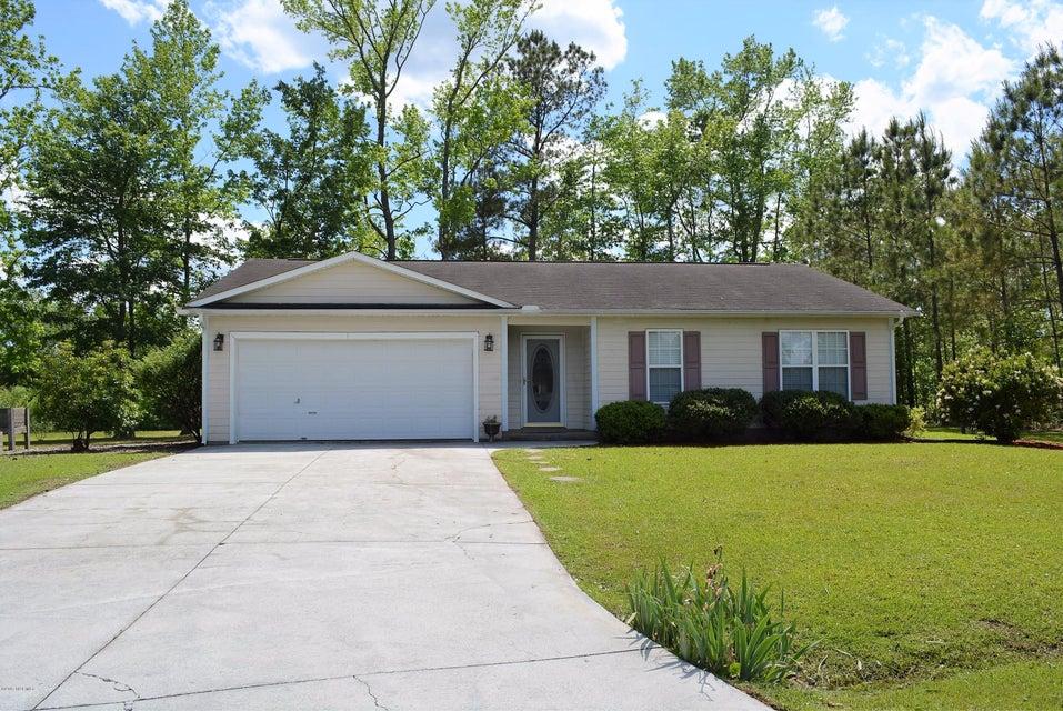 103 Quail Hollow Drive, Jacksonville, NC 28540