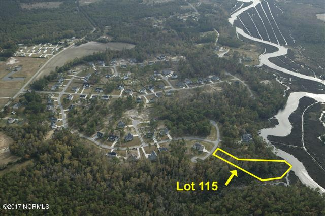115 Mariners Circle, Sneads Ferry, NC 28460