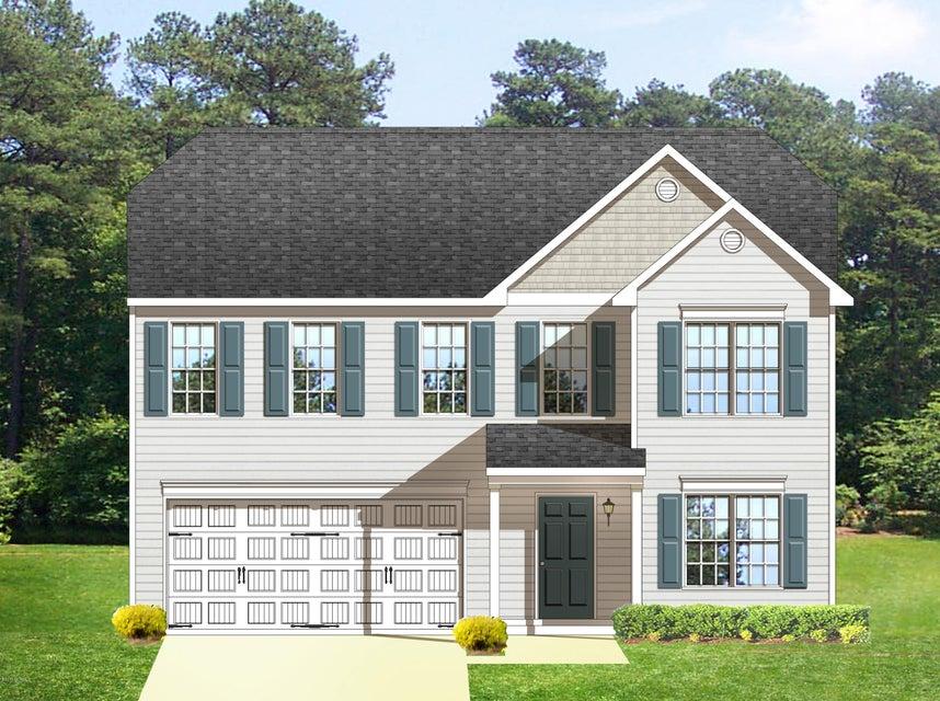 205 Landover Drive, Richlands, NC 28574