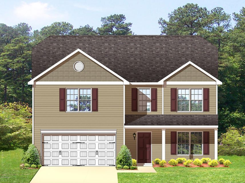 201 Landover Drive, Richlands, NC 28574