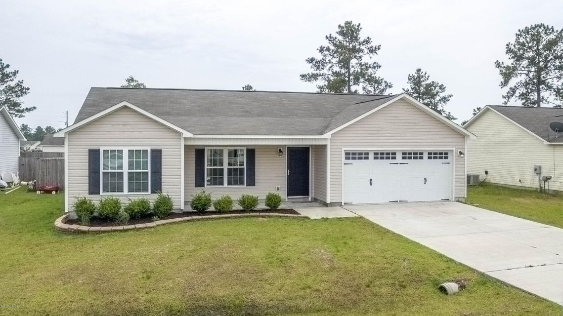 603 Red Bud Court, Richlands, NC 28574
