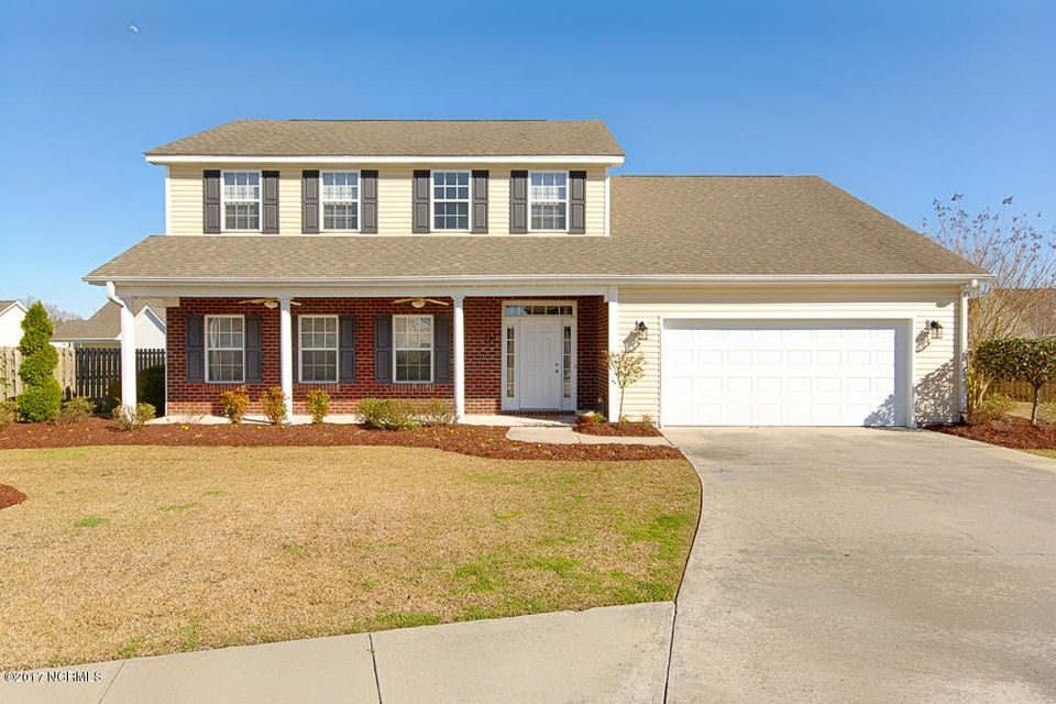 507 Pearl Valley Court, Jacksonville, NC 28546
