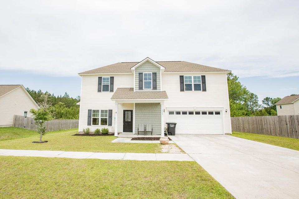 319 Topaz Drive, Jacksonville, NC 28546