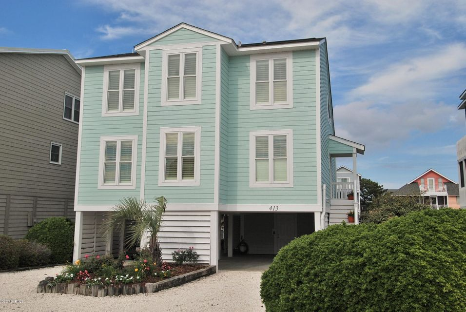 413  Marlin Street Sunset Beach, NC 28468