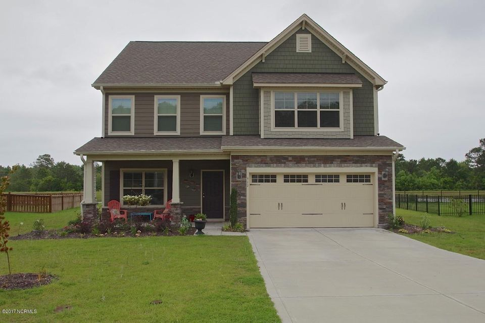 412 Canvasback Lane, Sneads Ferry, NC 28460