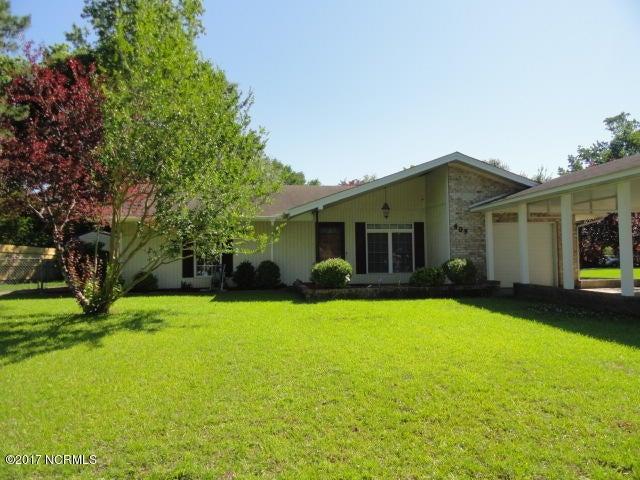 403 Estate Drive, Jacksonville, NC 28540