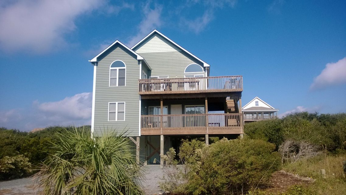 28 Porpoise Place, North Topsail Beach, NC 28460