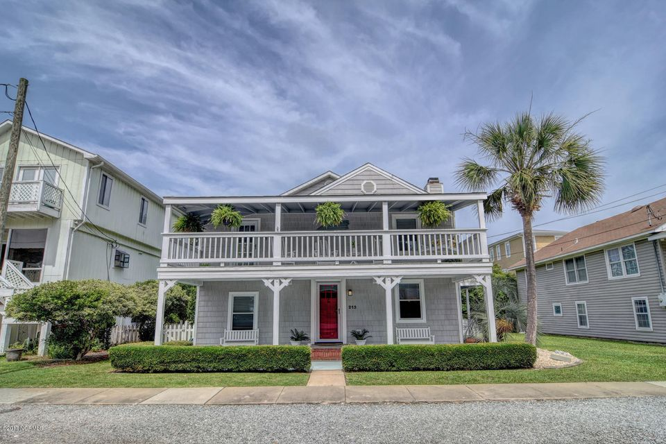 213 N Channel Drive, Wrightsville Beach, NC 28480