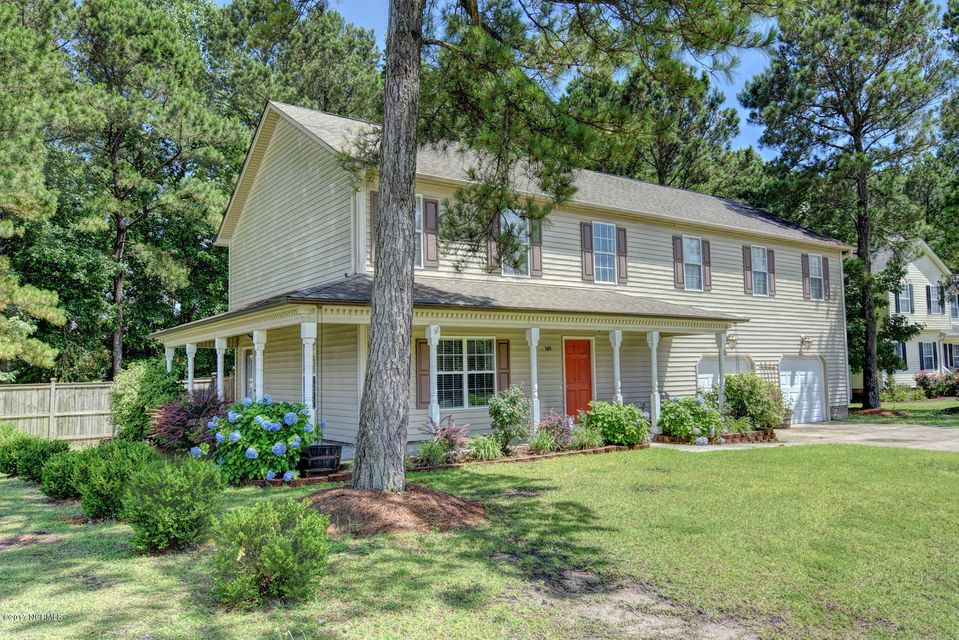 309 Osprey Point Drive, Sneads Ferry, NC 28460