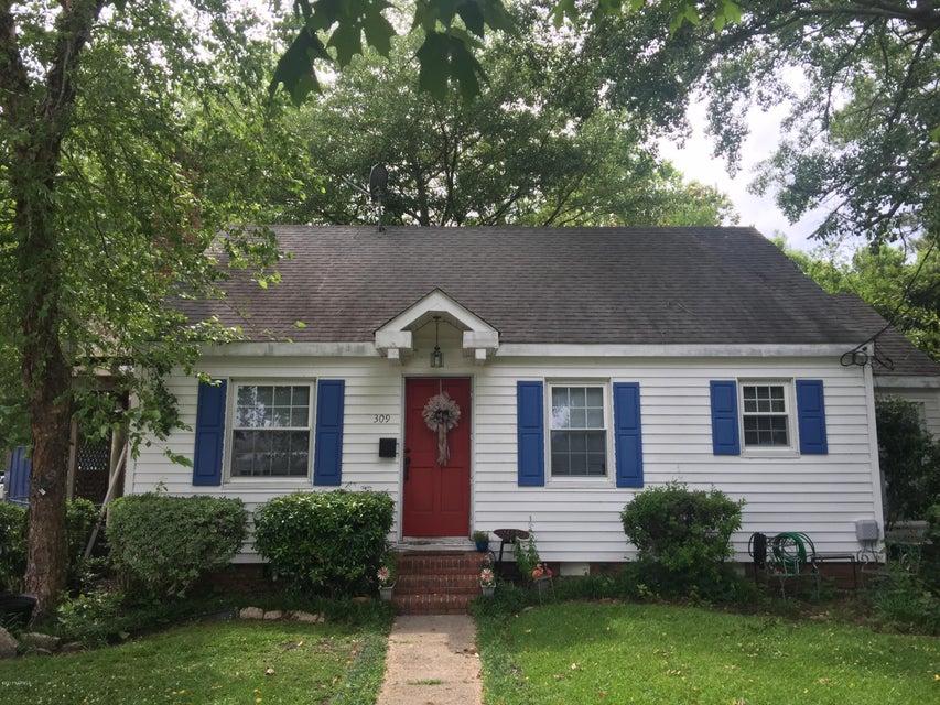 309 Bordeaux Street, Jacksonville, NC 28540