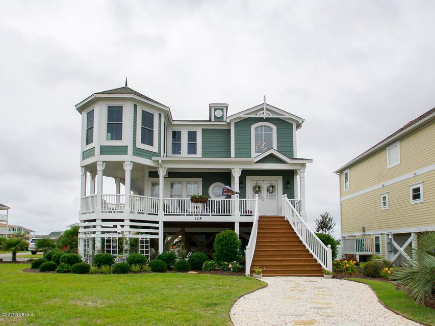 125  Ferry Road Holden Beach, NC 28462