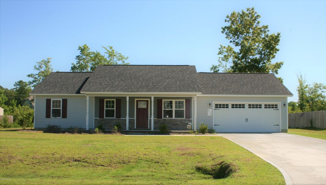 413 Mccall Drive, Jacksonville, NC 28540