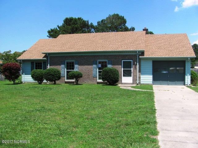 276 Riggs Road, Hubert, NC 28539