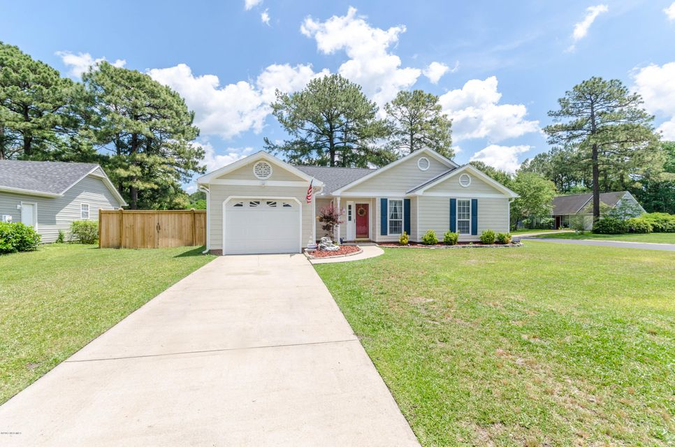 100 Honey Tree Court, Midway Park, NC 28544