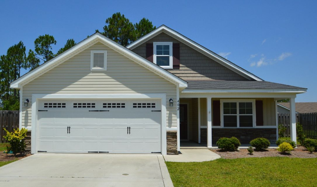 402 Blue Pennant Court, Sneads Ferry, NC 28460