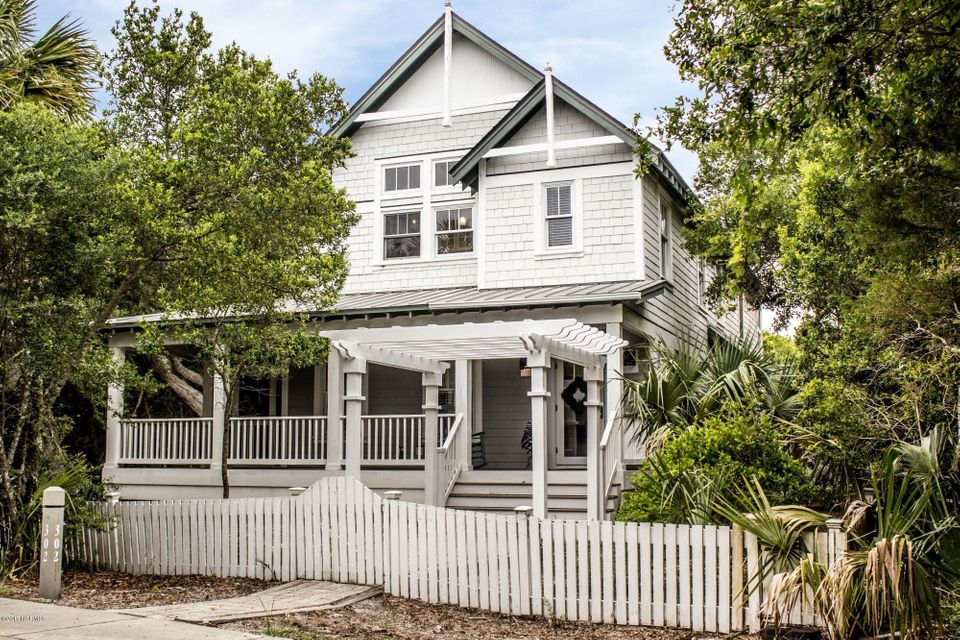 302 S East Beach   Drive, Bald Head Island in Brunswick County, NC 28461 Home for Sale