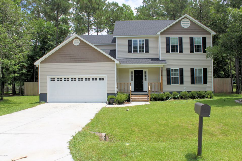 316 Sugarberry Court, Jacksonville, NC 28540