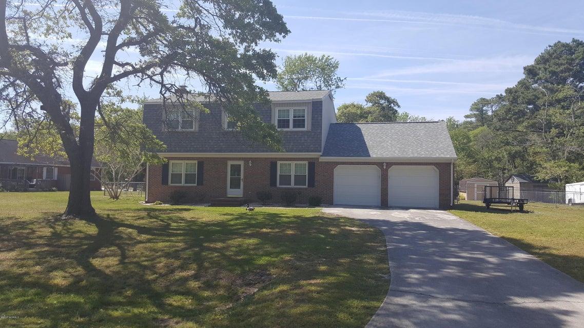 408 Crestwood Drive, Newport, NC 28570