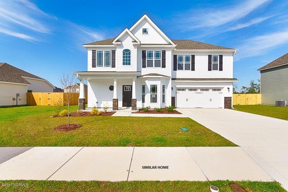 406 Belhaven Court, Holly Ridge, NC 28445