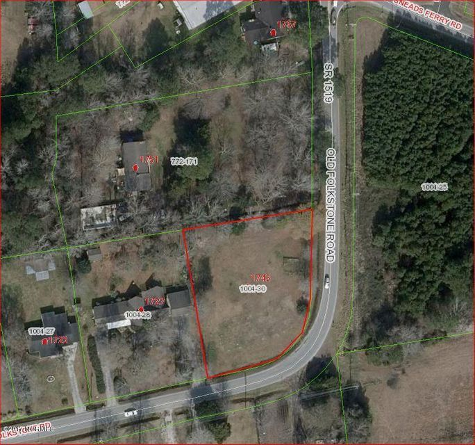 1743 Old Folkstone Road, Sneads Ferry, NC 28460