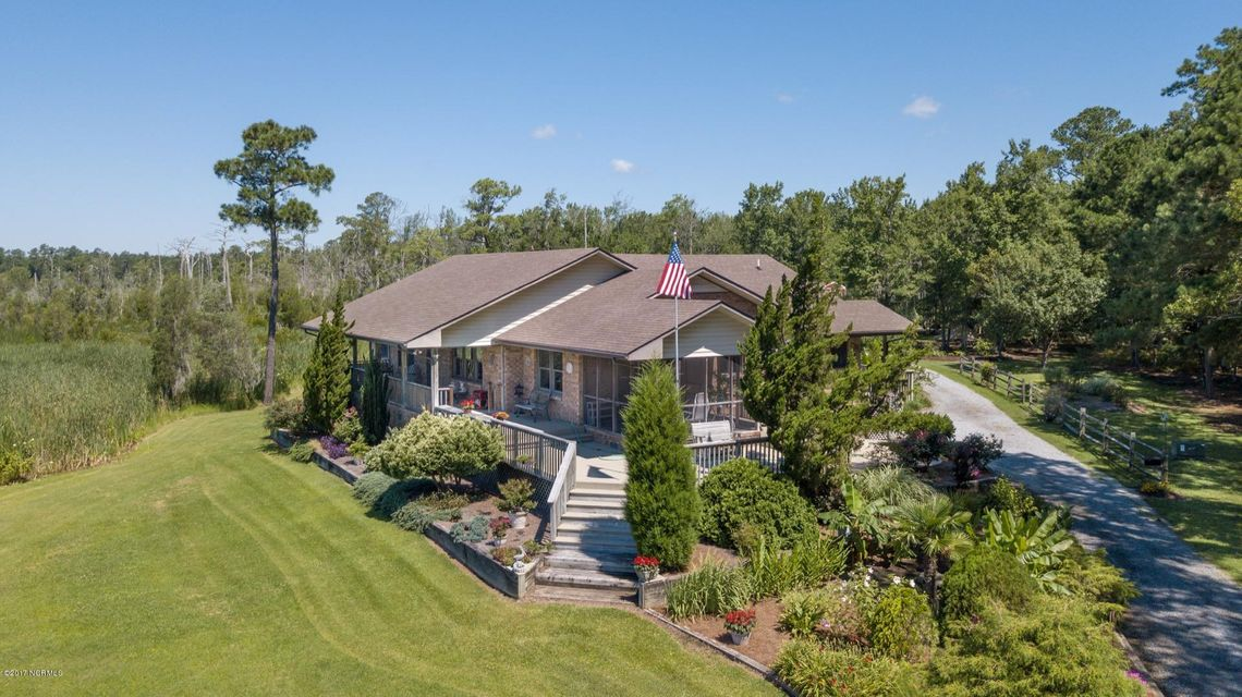 Property for sale at 640 Duck Creek Road, Washington,  NC 27889