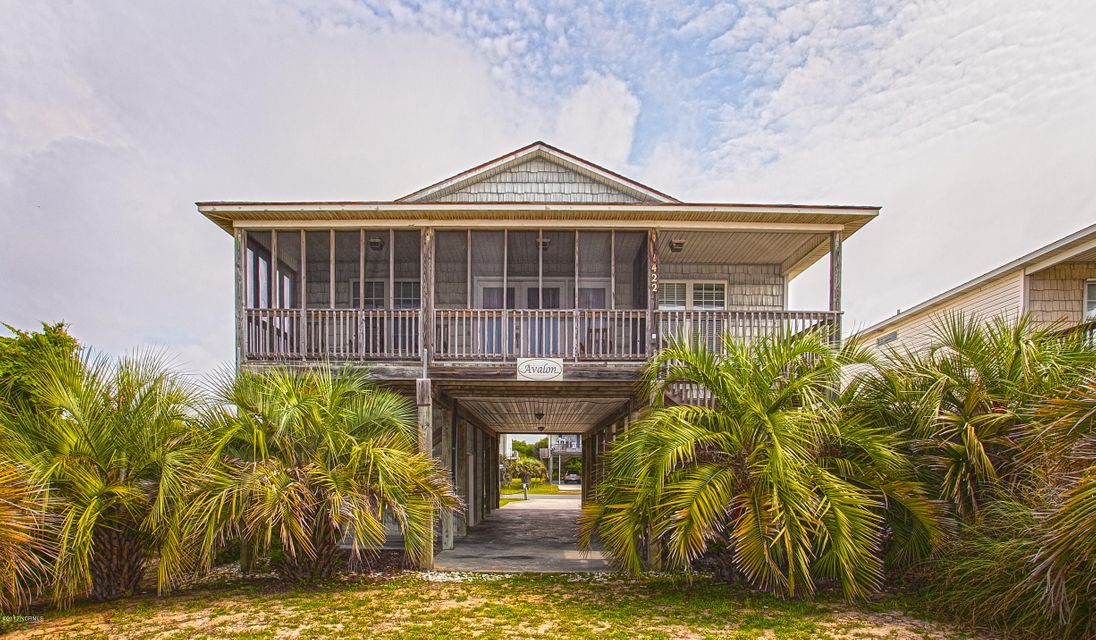 1422 E Beach Drive Oak Island, NC 28465