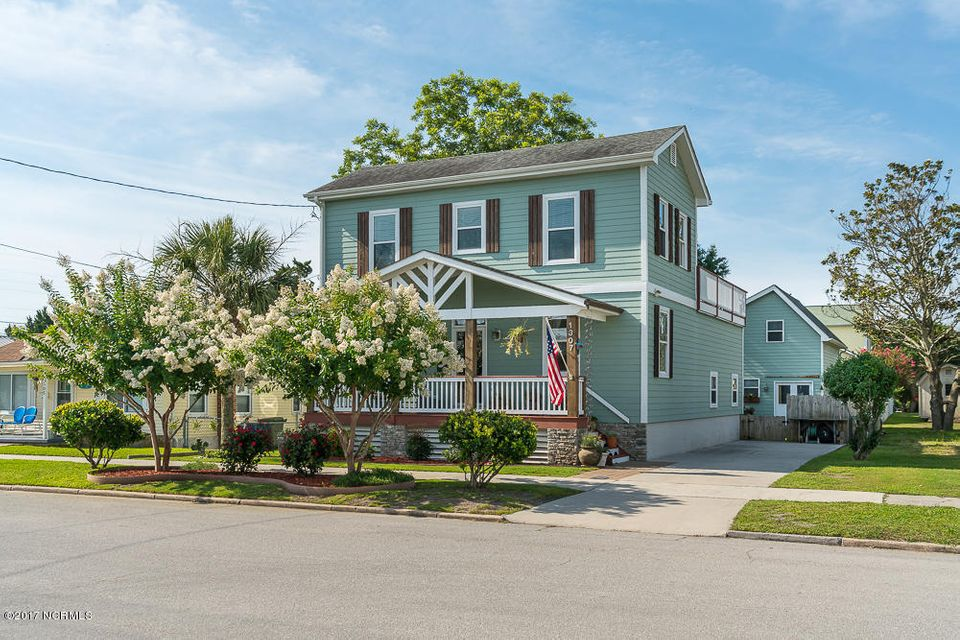 1307 Evans Street, Morehead City, NC 28557