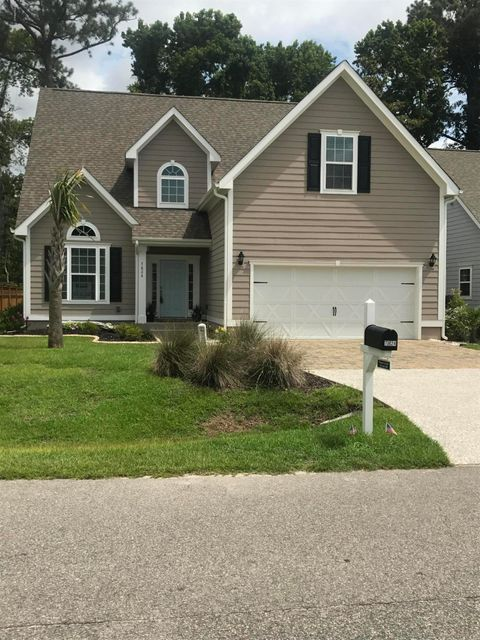7824 Bonfire Drive, Wilmington, NC 28409