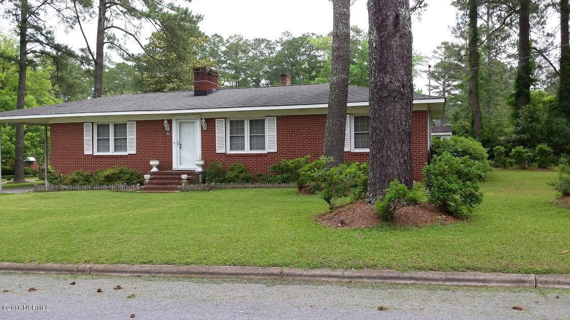 Property for sale at 802 N Smithwick Street, Williamston,  NC 27892