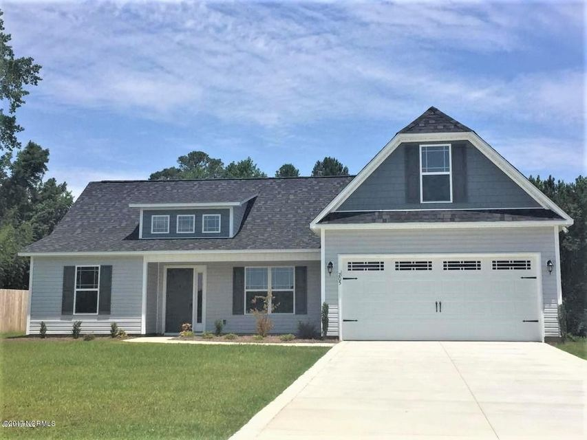 205 Shady Willow Lane, Jacksonville, NC 28546