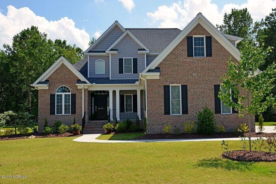 Property for sale at 3605 Oglethorpe Drive, Winterville,  NC 28590