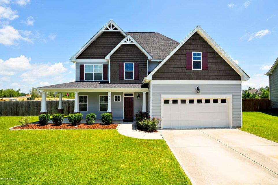 427 Cyrus Thompson Drive, Jacksonville, NC 28546