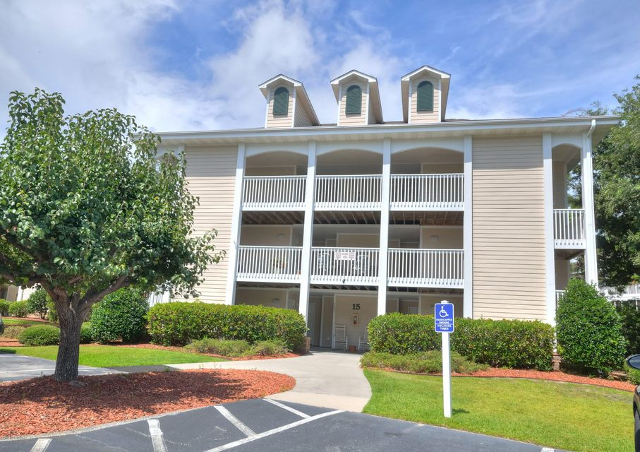 3350 Club Villa Drive SE 1501, Southport, NC 28461