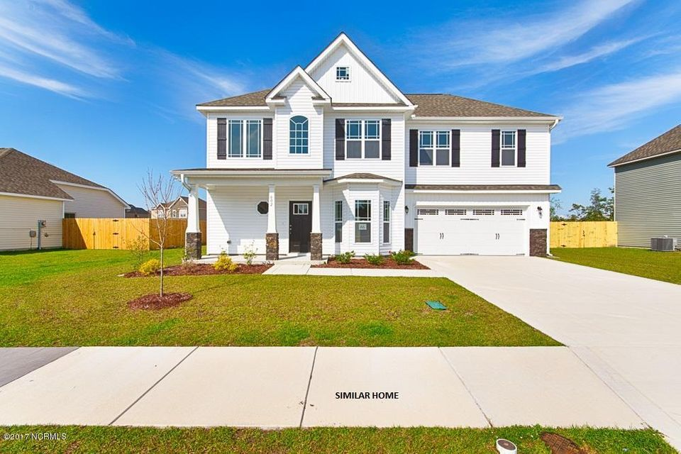 401 Belhaven Court, Holly Ridge, NC 28445