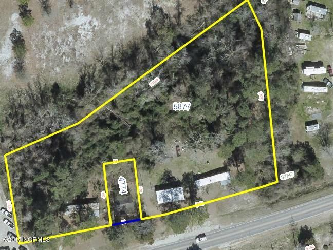2169 Nc Highway 172, Sneads Ferry, NC 28460