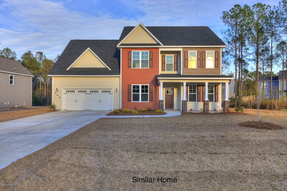 411 Bellhaven, Holly Ridge, NC 28445