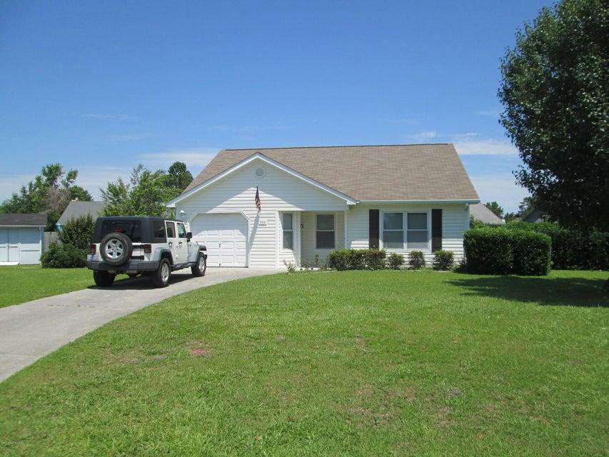 422 Red Fox Trail, Newport, NC 28570