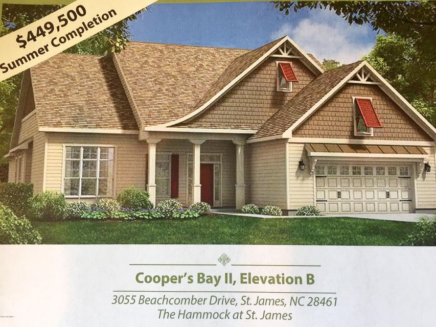 3055  Beachcomber Drive Southport, NC 28461