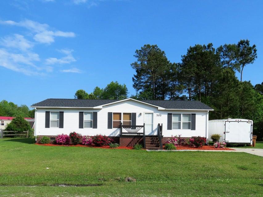 703 Oak Dale Lane, Sneads Ferry, NC 28460