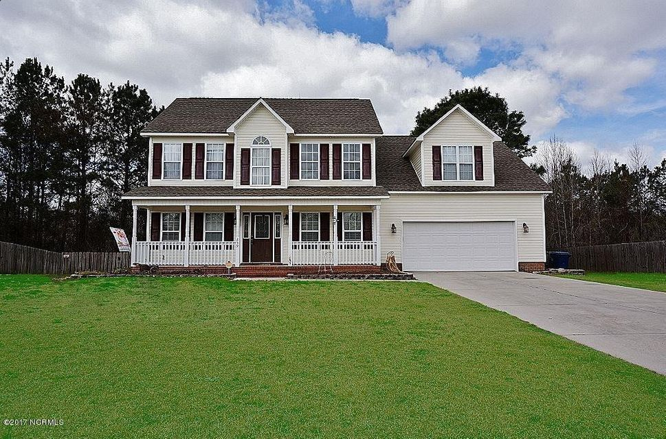 259 Rutherford Way, Jacksonville, NC 28540